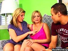 Hot Threesome With Sara Jay And Lya Pink