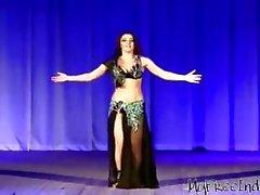 Alla Kushnir Sexy Belly Dance Part 15