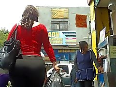 Mexican big ass walking around
