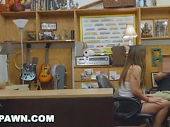 XXXPAWN - Fucking French Babe Charlie Harper For A Flight Ticket