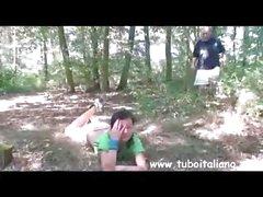 Italian Amateur Famiglie Italiane 8