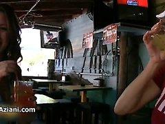 Shay Laren показывая ее сказочные сиськи часть 4