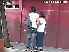 Manila Chico folla a de Manila chicas de Pinay escándalo de