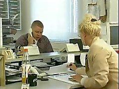 Hot Fuck in Office BVR