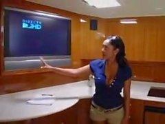 Priya rai fodido em um barco