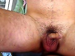 Röv duden blir anal trekant