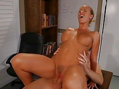 Bad Teacher Parody Nicole Aniston Scene 2