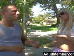 AdultMemberZone - Megan Moore Picked up and Fucked