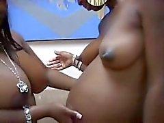 blacks slut & pregnant
