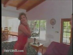 MILF Gets Ravished By 3 Cocks, Cumshot Hardcore Mature MILF Vintage