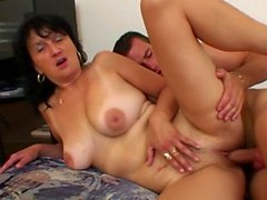Luscious milf wants his big hard staff