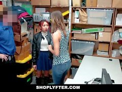 ShopLyfter - Hot Asian Mom and Daughter Cum Shower