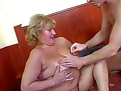 Sex Sedento madura A desprezível do Quarto de hotel