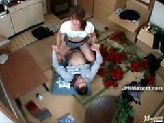 Dirty asian whore seduces her boss part5