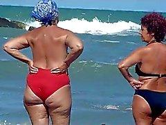 ouder Beach Bootys