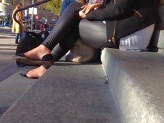 MILFY Leggings und Füße