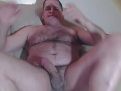 Sweaty Gooning Hairy Coach
