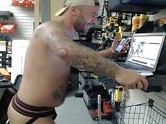 Garage jock