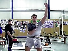 Les Str8 record du Super kettlebell - renflement