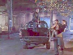 Italian MILF gang bang