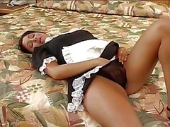 Horny Maid