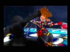 Kingdom Hearts 2 parodi