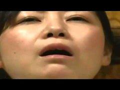Hårig Mogna asiatiska knullas