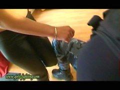 Pricilia_Martial Arts Interrogation