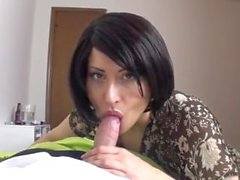 Son can't sleep, mom blows him I--WWW.HORNYFAMILY.ONLINE--I