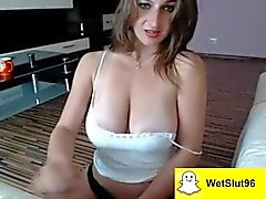 Stygg prostituerad fastnar av kamerans