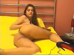Beautiful camslut having a body from Brazil