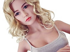 Yourdoll Super cute blond hair sex doll