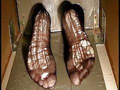 Biancas nasse Füße foltern 2014 Teil 11