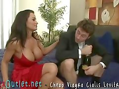 Lisa Ann Fucks Groom - Wedding Sex