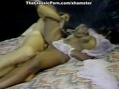Candie Evans, Melissa Melendez, Joey Silvera in classic fuck