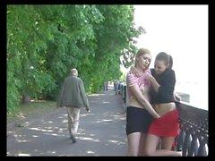 Moscow sluts Olga & Marina