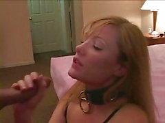 Valkoinen vaimo naisti Black Cock
