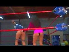 Bare Ass Wrestling