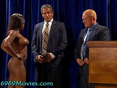 Cumdoleezza Arroz Casa Branca BJ com Dick e Bush em Spunk'd!
