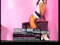 Secretary Toya In Glasses On Babestation #1 (Part 2)