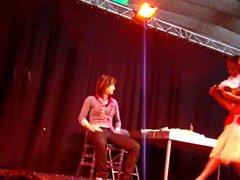 Miss Tiar&eacute_ - Lesbian show - Eropolis Nice France 2013-02-10