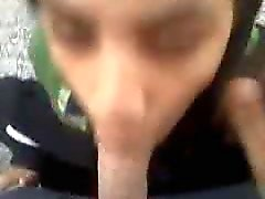 arab student blowjob