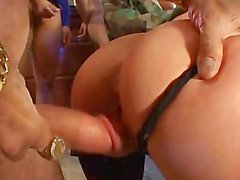 Betty Swollocks Bum Fuckin Gang Bang - Part 1