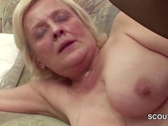 Step-Son Seduce Milf Mother To Fuck her