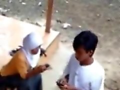 Индонесии ngintip джилбаба хиджаба mesum