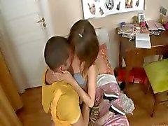 Ben bu inanılmaz bebek bakıcısı anal aşk