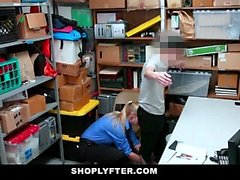 ShopLyfter - Guy Gets Hallitsee LP Officer