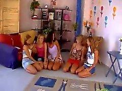 5 Girls Orgy