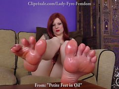 FOOT FETISH by Lady Fyre