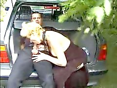 Granny Foda Tailgate Car